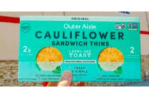 Cauliflower Sandwich TM Battle ....