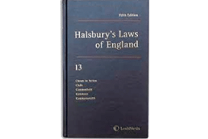 Slaughter & May London Have Some Law Books To Give Away