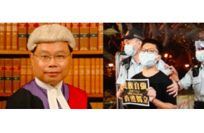 Hong Kong court convicts man under security law for inciting secession with chants and speech