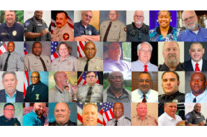COVID-19 is killing 4 times more law enforcement officers in Georgia than accidents or shootings